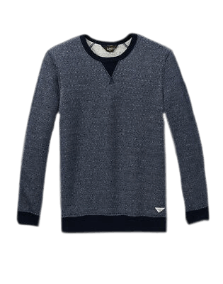 LEE 101 Crew Sweater, blue depths