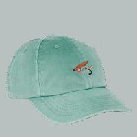 Filson Washed Low-Profile Cap -arctic