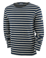Saint James Méridien Longsleeve navy/ecru