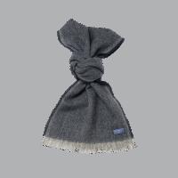 Faribault Annandale Schal Ink Blue 30x180cm / 12x72inch