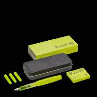 Kaweco Glow Marker Set Yellow