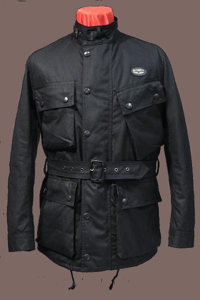 Lewis Leathers Mudlarker Jacket No. 641 - UK 42