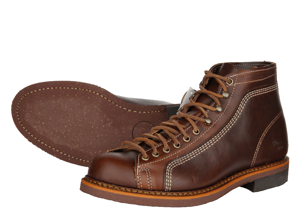 98aff1e20ae Thorogood 1892 Portage 814-4512 Brown Horween Horse