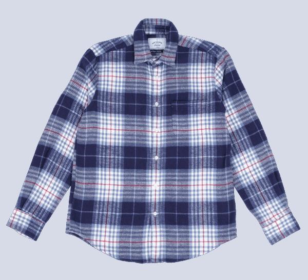 Portuguese Flannel Bleeckers Check
