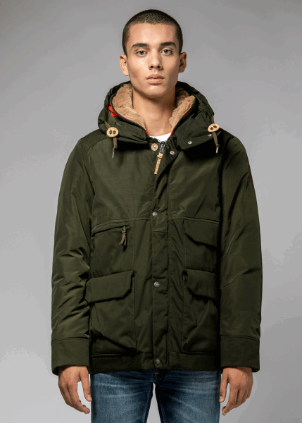Holubar Metro Mountain Parka - deep green