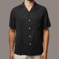 Portuguese Dogtown Shirt - black