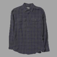 Filson Scout Shirt black-indigo
