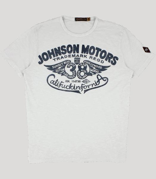 Johnson Motors - Flying 38 - Sand White