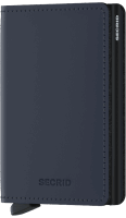 Secrid Slimwallet - Matte - navy