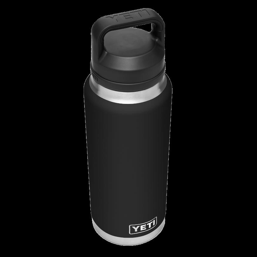 YETI Rambler 36oz (1060ml) Flasche - black