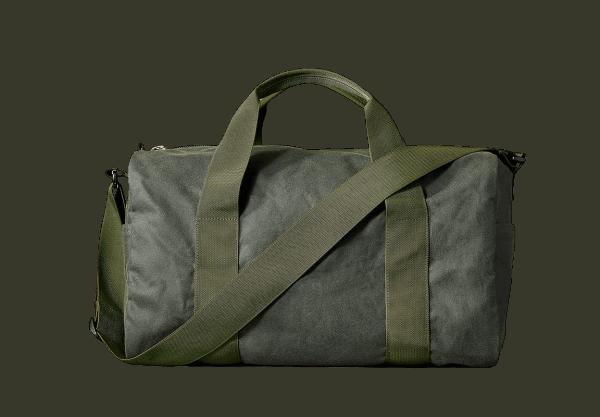 Filson Small Tin Cloth Field Duffle - Spurce