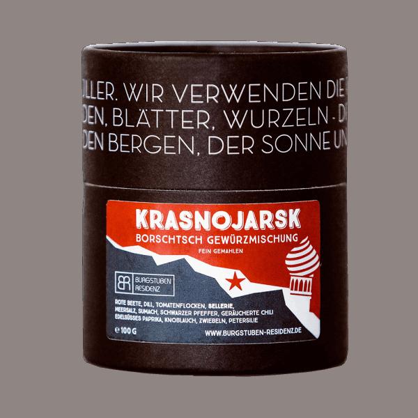 Alex Wulf BORSCHTSCH GEWÜRZMISCHUNG KRASNOJARSK