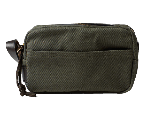 Filson Travel Kit - Otter Green