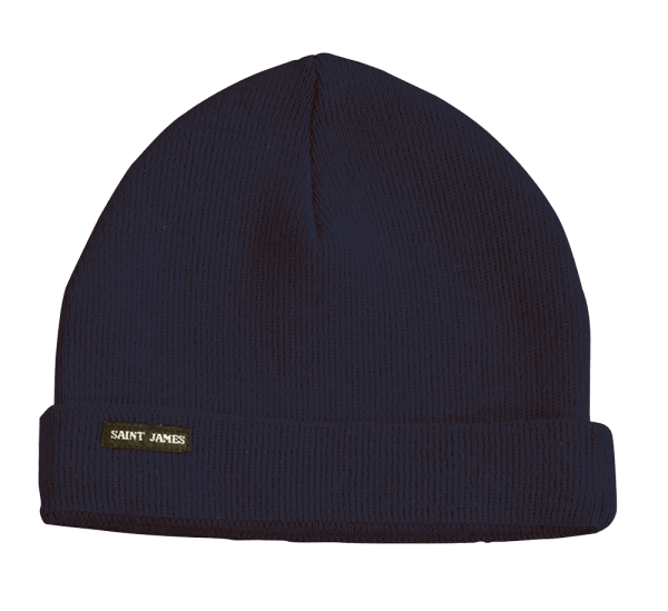Saint James Bonnets Stickmütze - navy