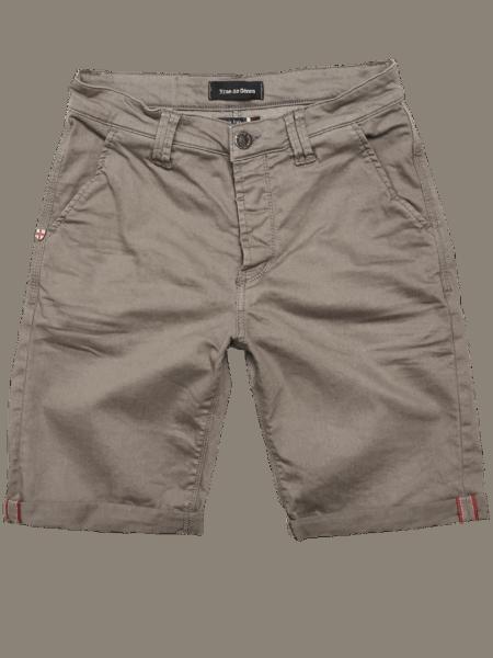 BLUE DE GENES Paulo Pavia N12 Shorts, rabbit grey