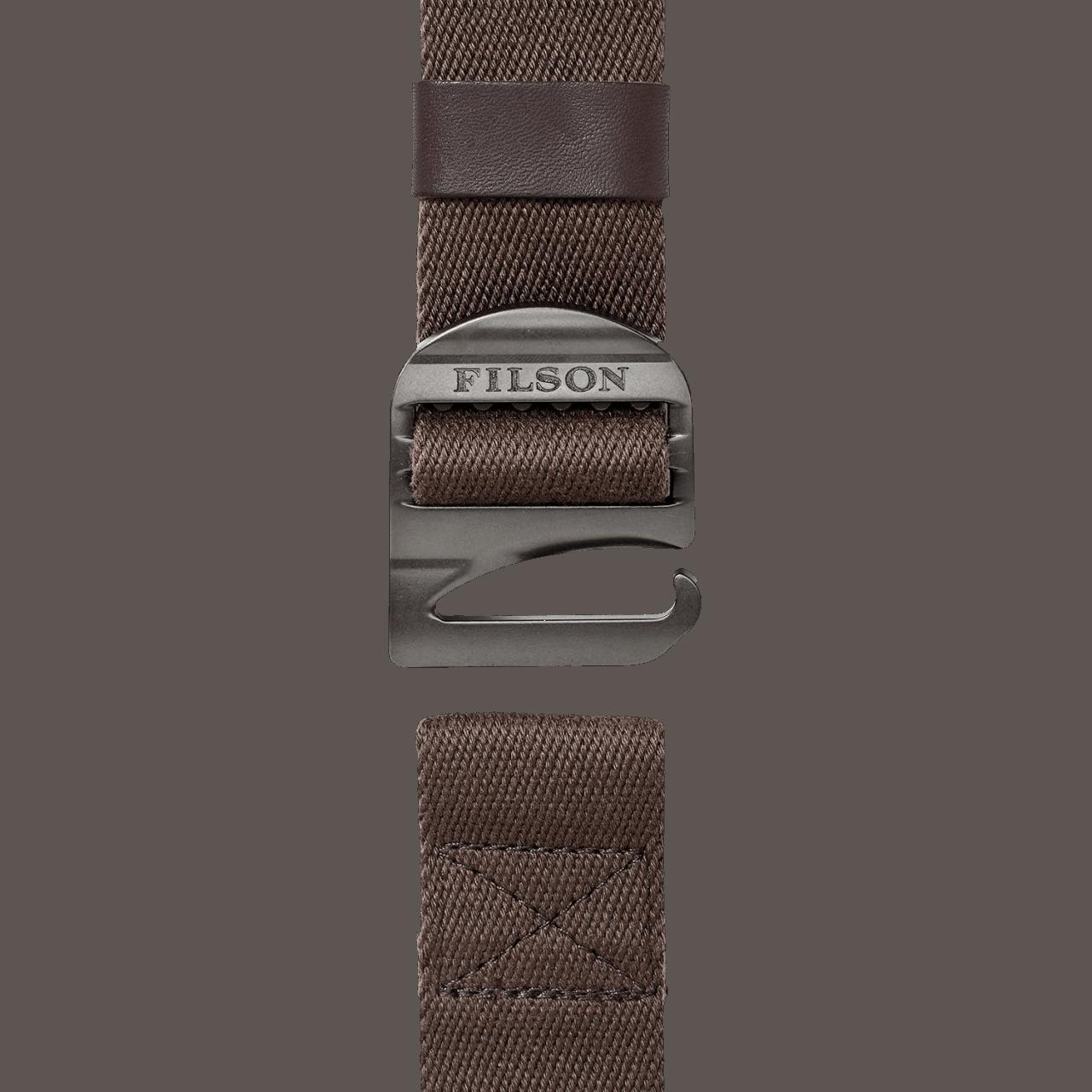 Filson Togiak Belt - bronze