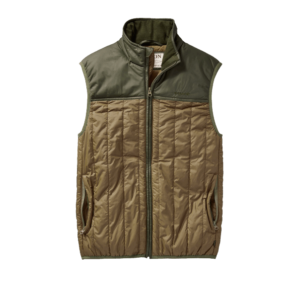 Filson Ultra Light Vest - field olive