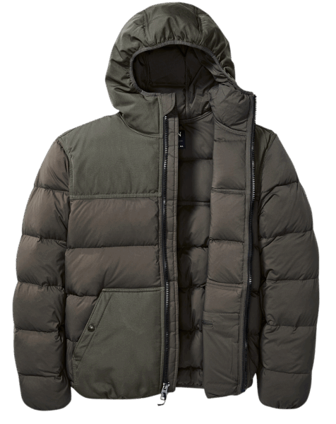 Filson Featherweight Down Jacket - Ottergreen