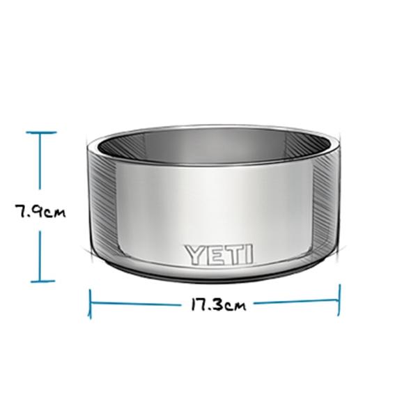 YETI Boomer™ 4 Dog Bowl - steel