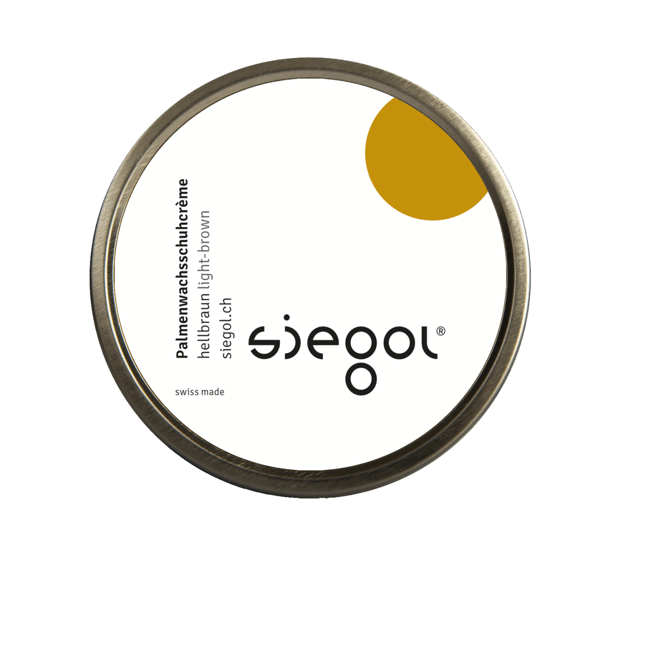 Siegol Palmenwax 100ml - light brown