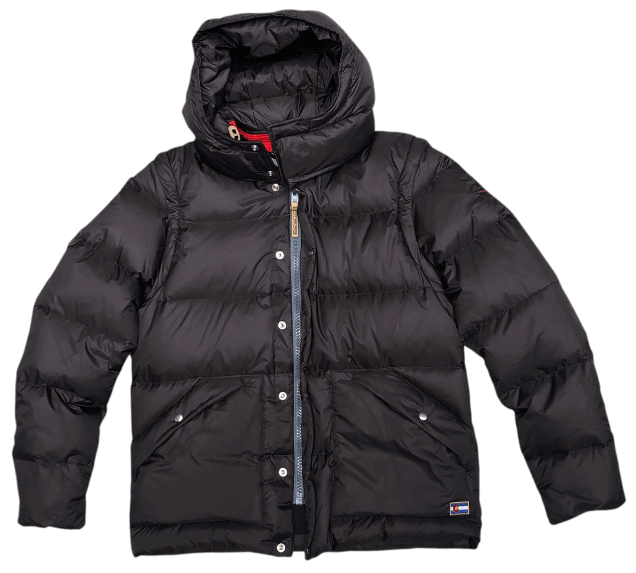 Holubar Deep Powder Jacket Antracite