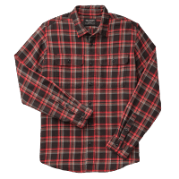 Filson Scout Shirt black-red-brown