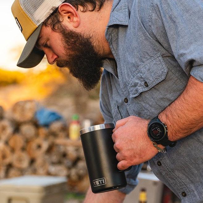YETI Rambler 24oz (710ml) Mug - taupe