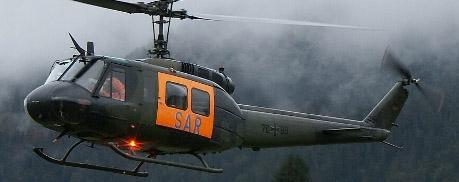 Aviation Book Rack Bell UH-1D