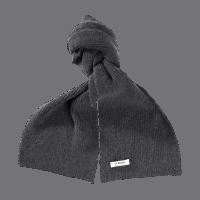Le Bonnet Scarf - graphite