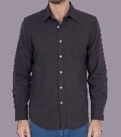 Portuguese Flannel Teca GREY