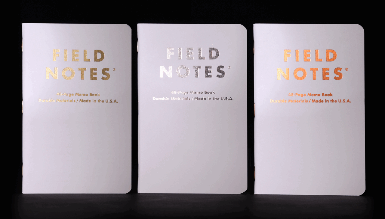 """Field Notes The """"Autumn Trilogy"""" Edition"""