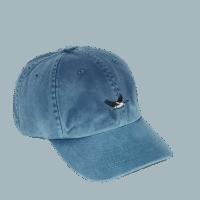 Filson Washed Low-Profile Cap - blue