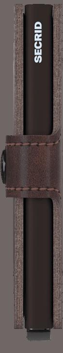 Secrid Miniwallet - Vintage - chocolate