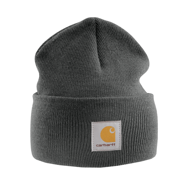 Carhartt Watch Cap - coal heather