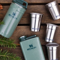 Stanley - Adventure Shot & Flask Set