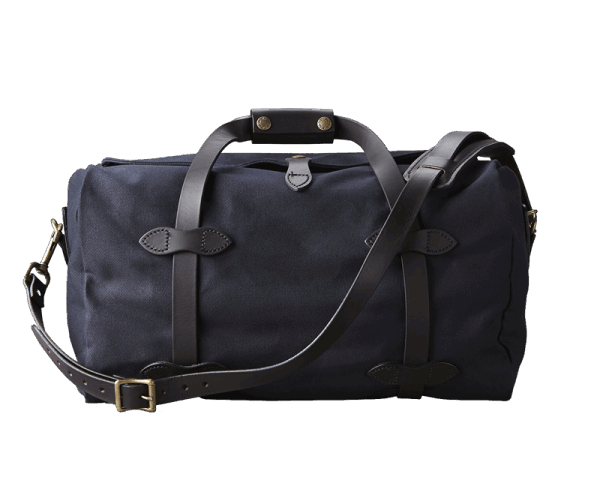 Filson Small Duffle Bag - navy