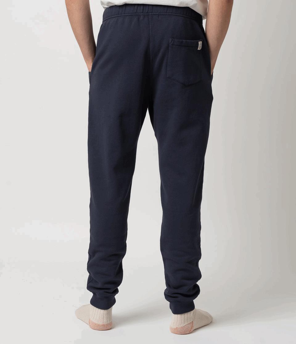 Merz b. Schwanen G.B. Sweatpants - denim blue