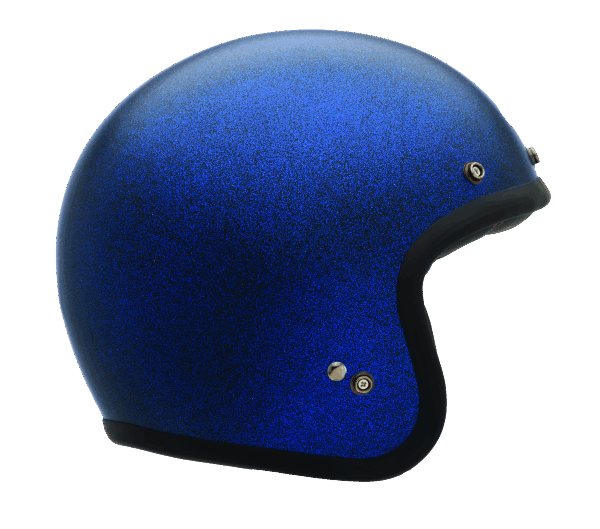 BELL Custom 500 Blue Flake 14