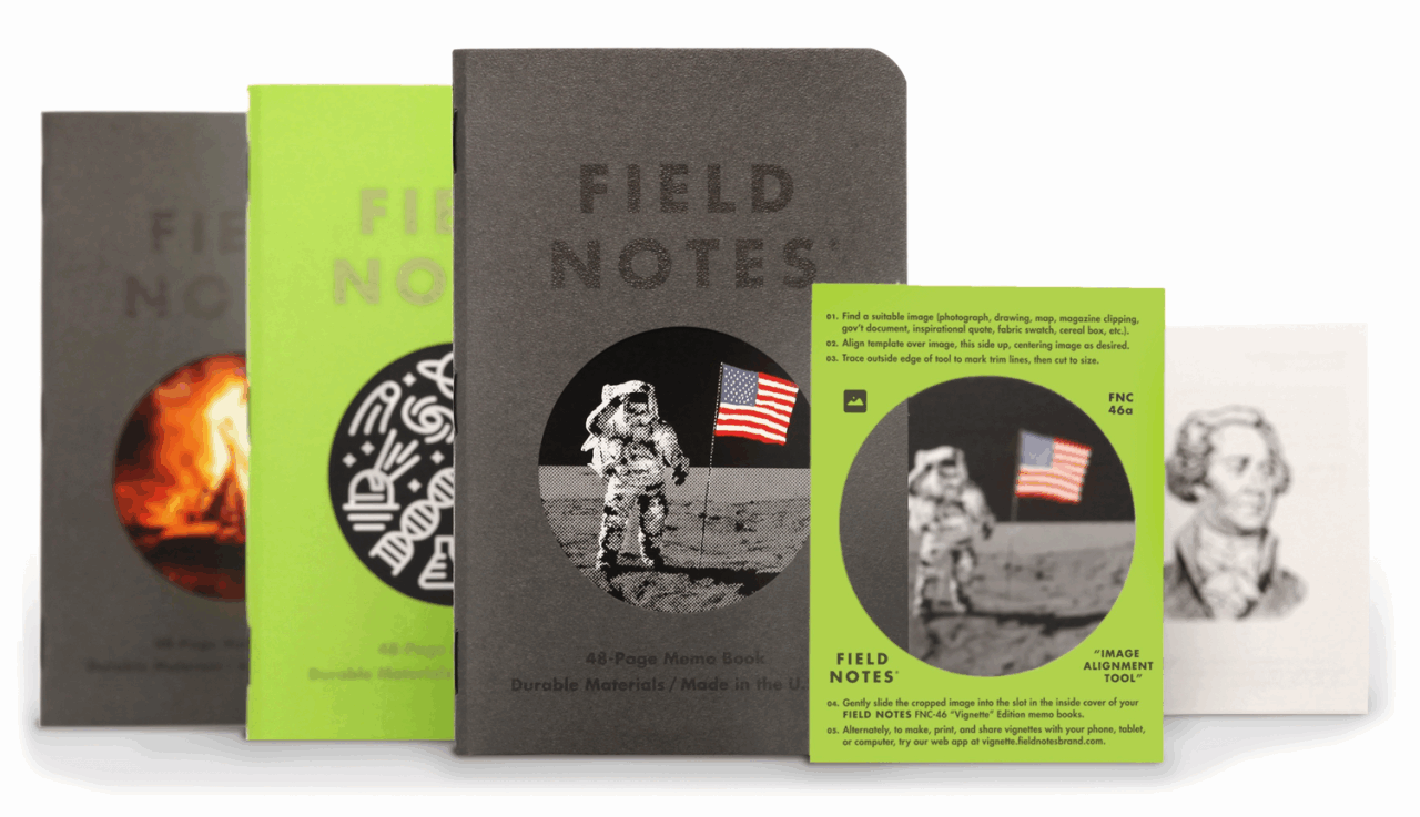 "Field Notes ""Vignette"" Edition"