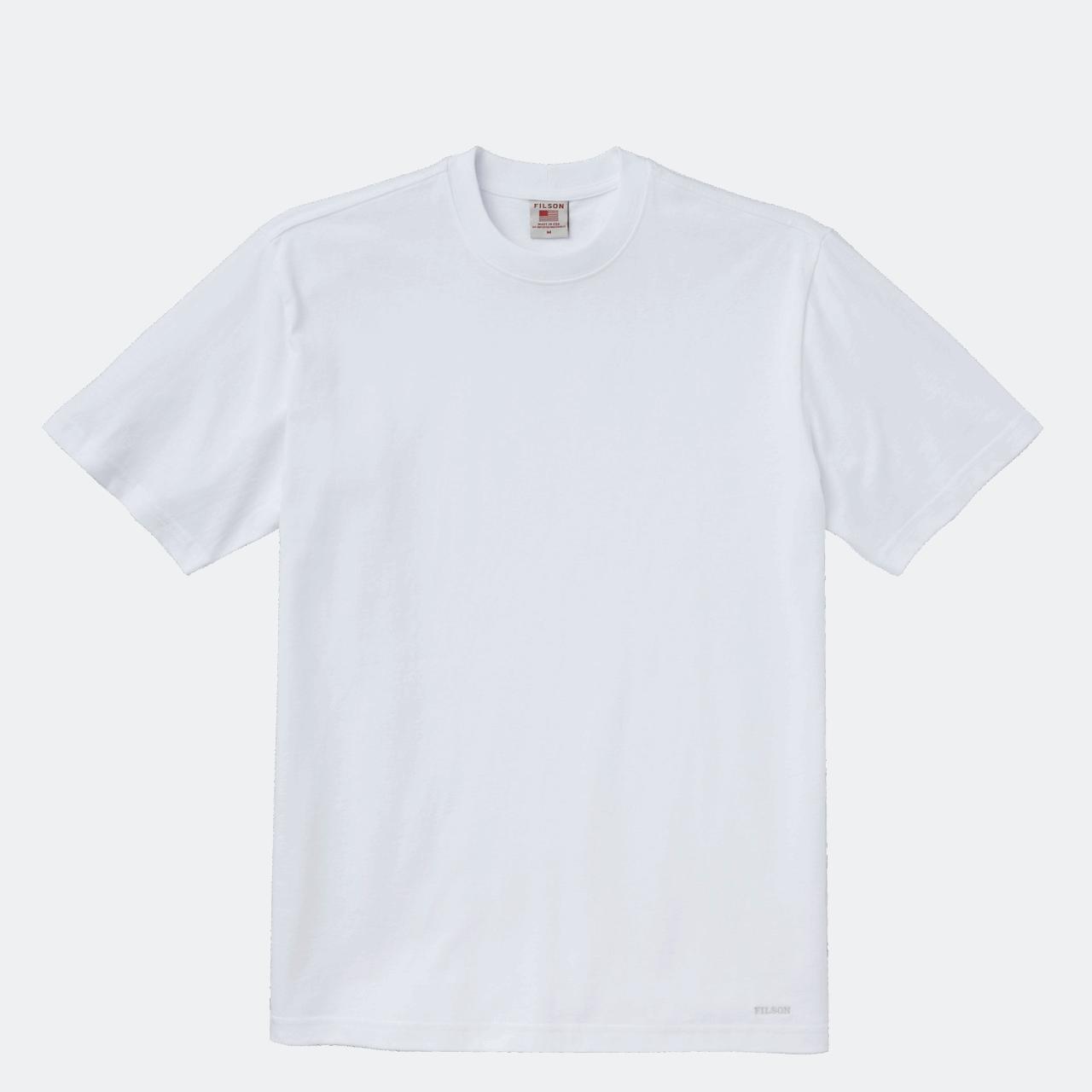 Filson Pioneer Solid T-Shirt - white