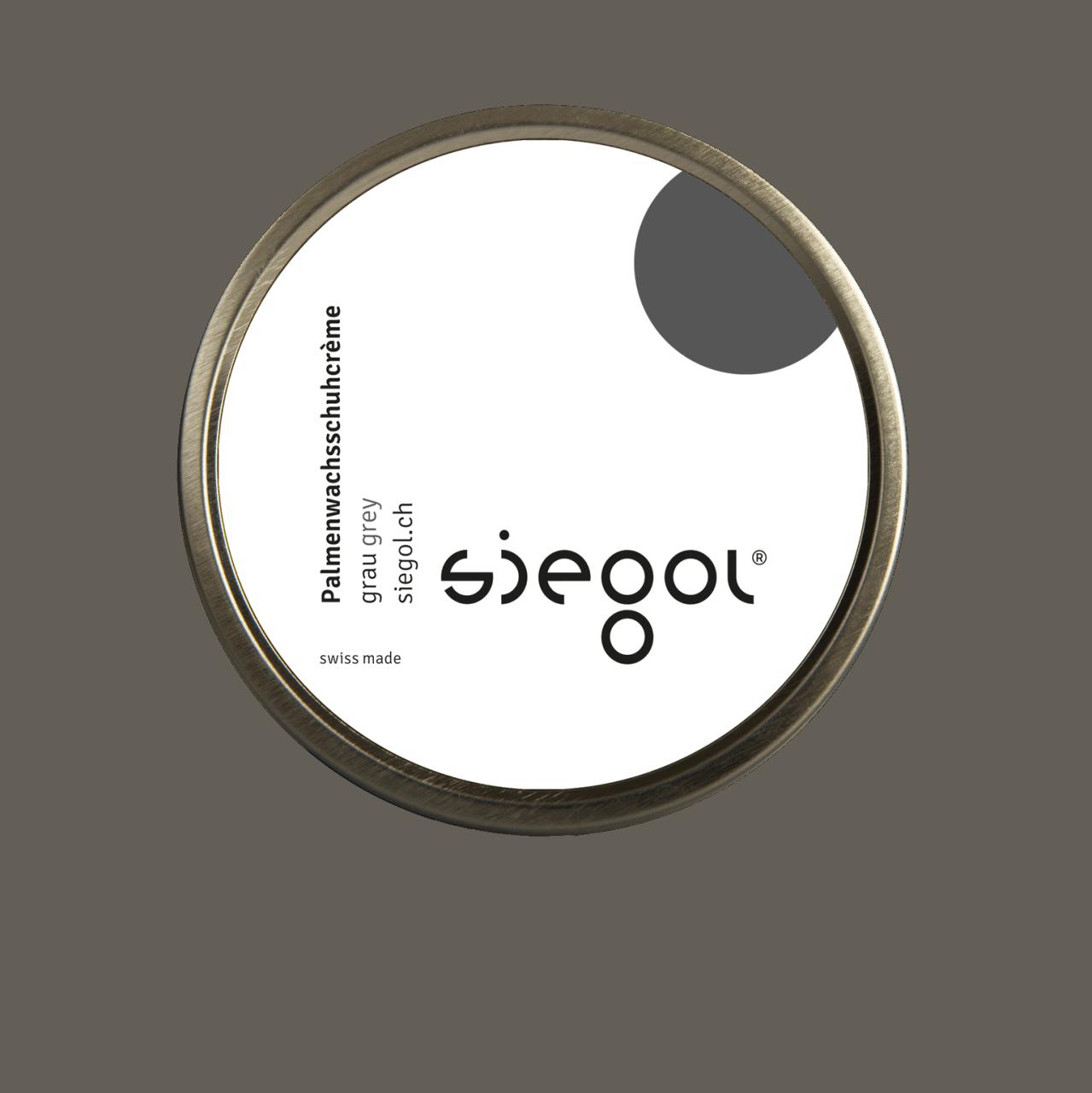 Siegol Palmenwachspflege-grau 100ml