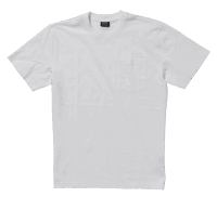 Filson Outfitter Solid One Pocket T-Shirt - white