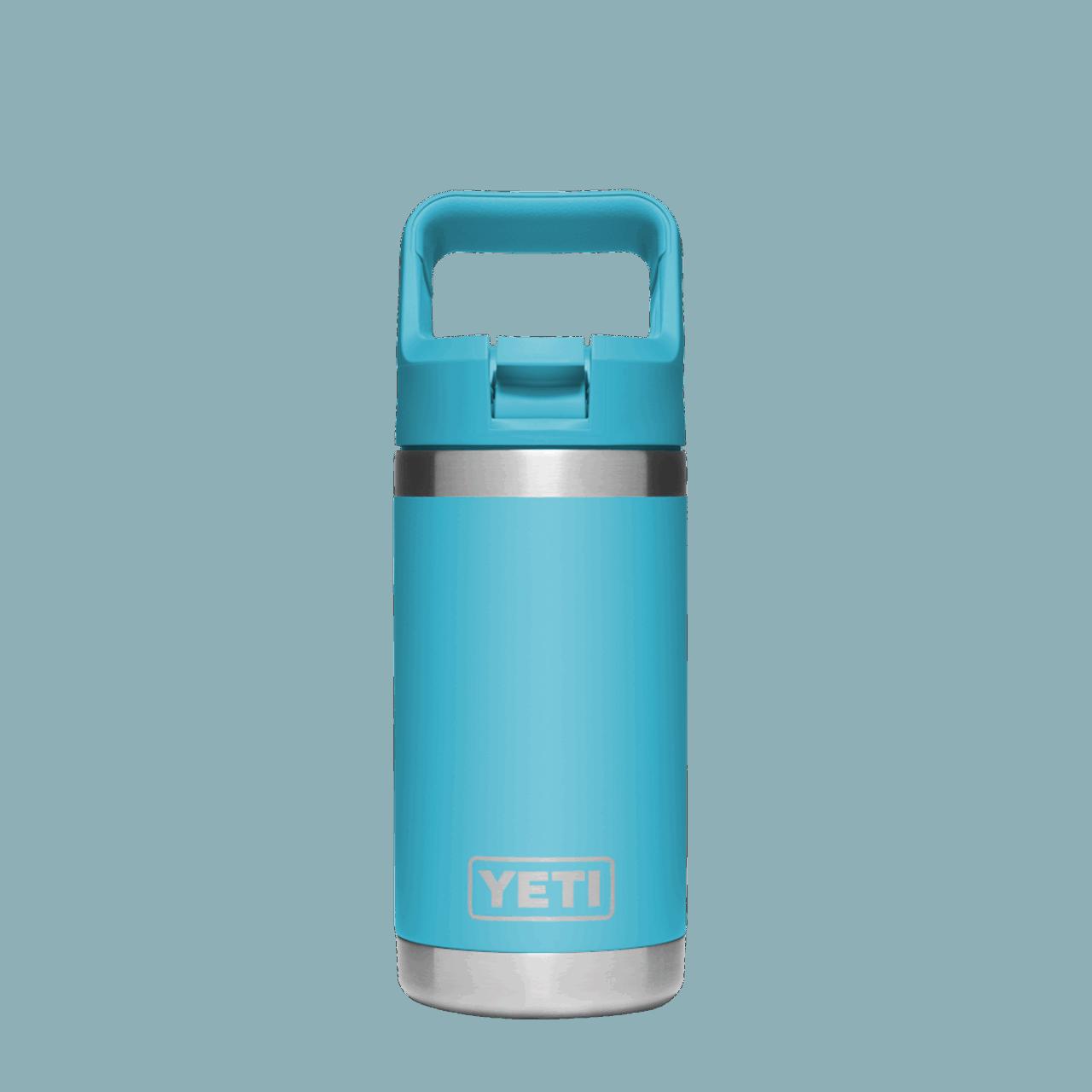 YETI Rambler Jr. 12oz (350ml) Kids Flasche - reef blue