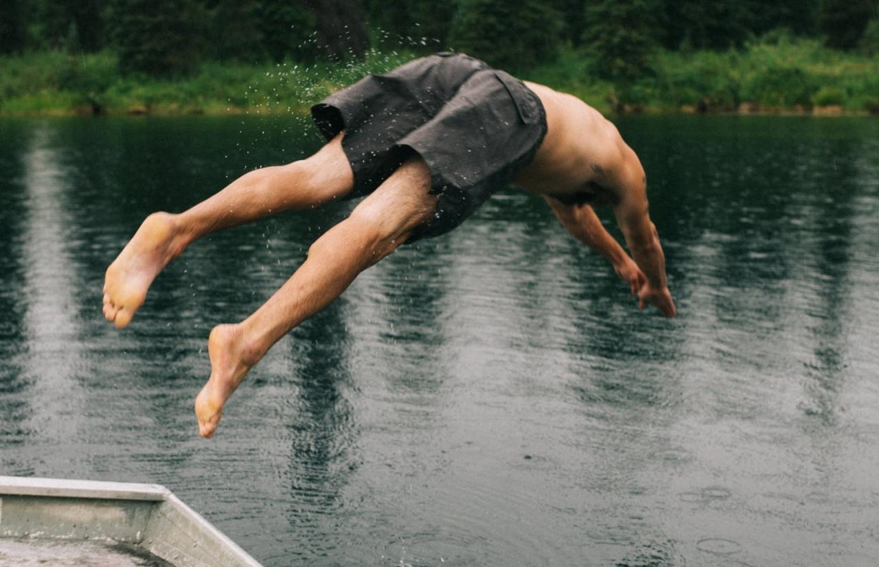 Filson Green River Water Shorts - green