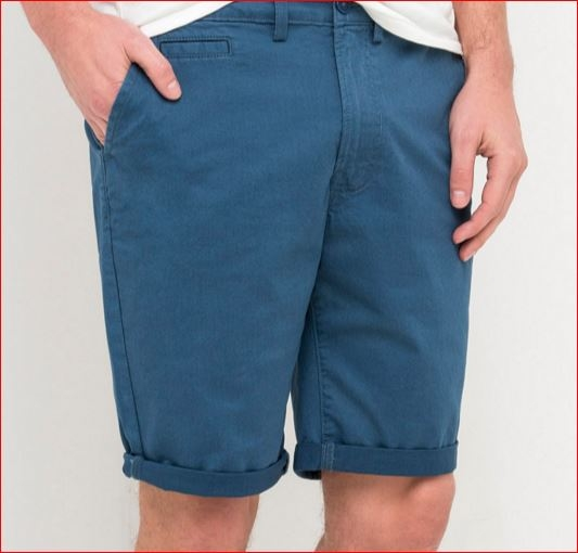 LEE Chino Short, ensign blue