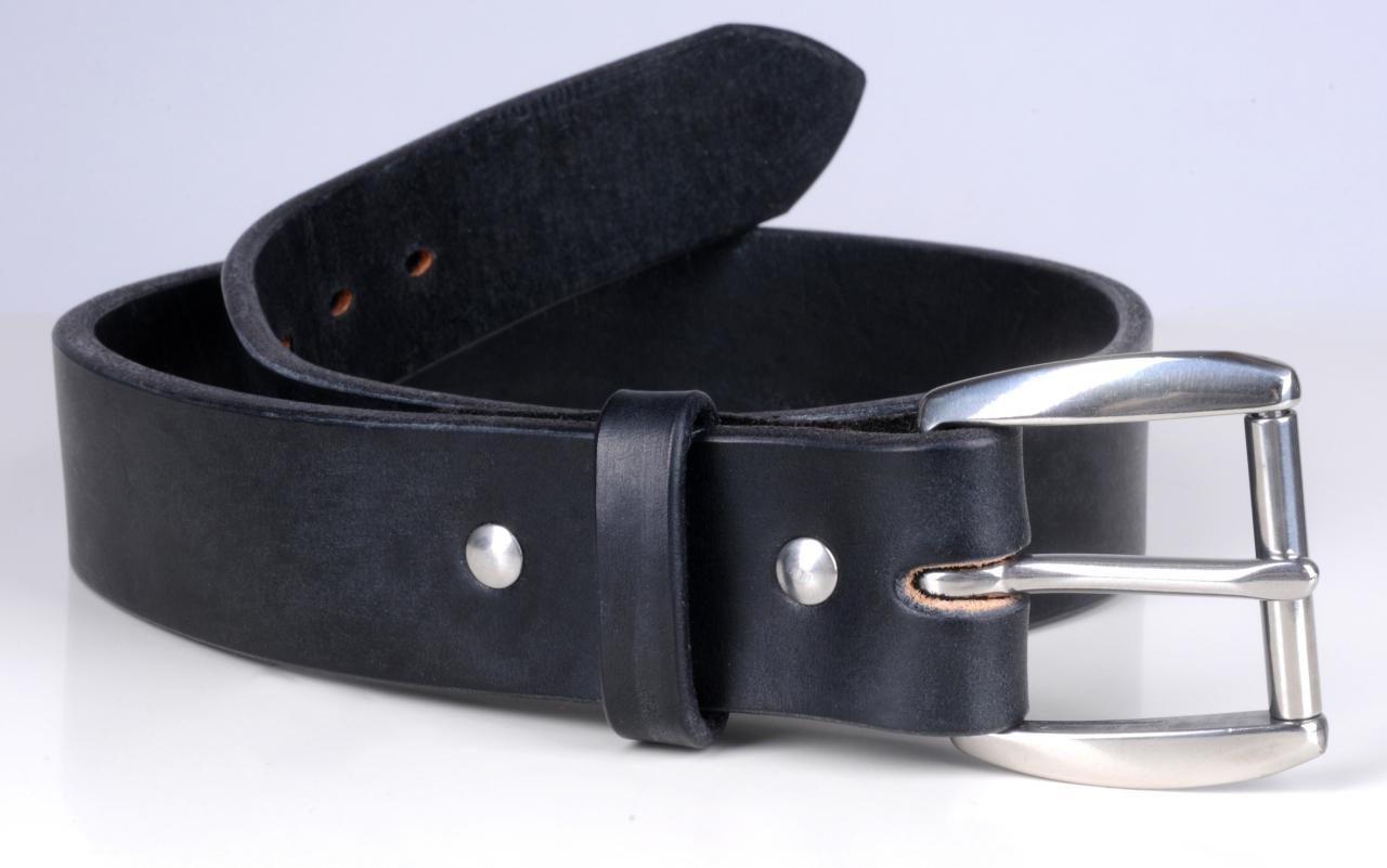 Scott Willis Heavy Duty Belt Black