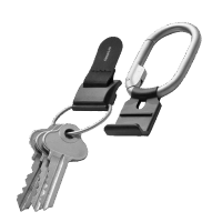 Orbitkey Clip v2 Silver