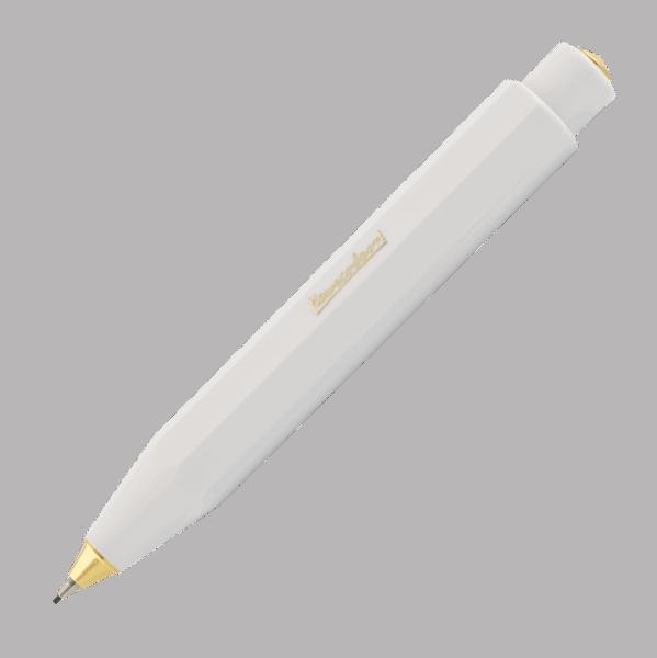 Kaweco Druckbleistift weiß 0.7