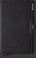 Secrid Twinwallet - Vintage - schwarz