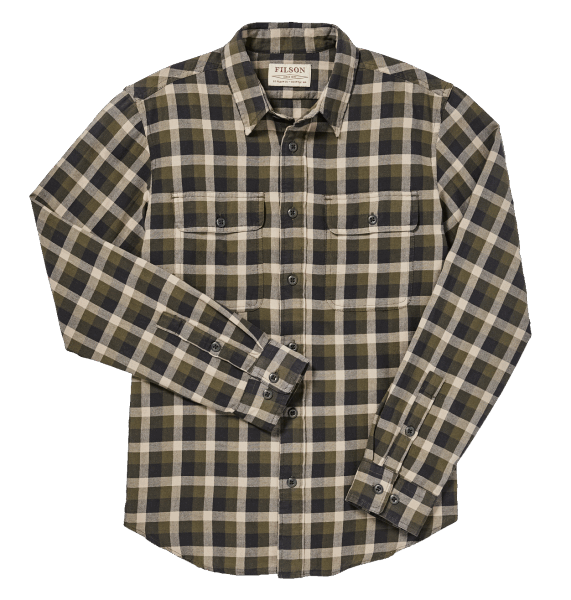 Filson Scout Shirt Shirt olive-brown